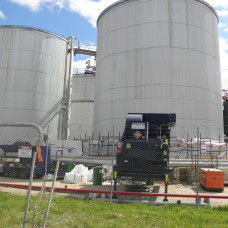 Tanks - Coating inspection - lead paint removal - QA / QC project management & consultancy