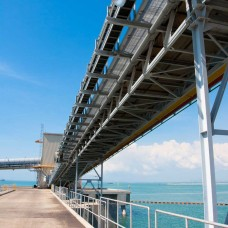 Jetty - infrastructure - corrosion - inspection - marine pilings - survey