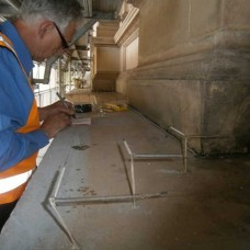 Heritage listed building - coating consultancy
