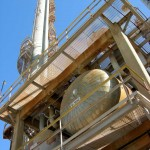 Pressure vessels - in-service inspection