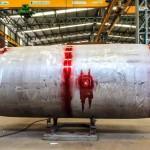 Pressure vessel fabrication - Inspection