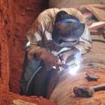 Pipelines - welding inspection