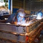 Welding mild steel - visual inspection