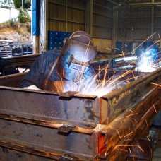 Welding mild steel - visual inspection