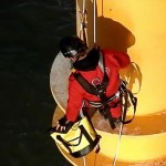 Coating inspection company - rope access
