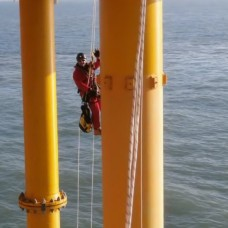 Rope access - coatings and corrosion