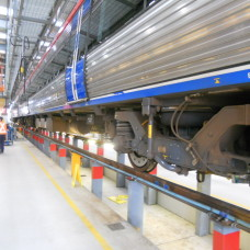 Trains - protective coatings - corrosion - inspection - NATA