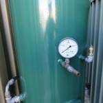 Pressure vessel - air receivers - compressors - inspection