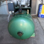 Pressure vessels - air compressors - inspection