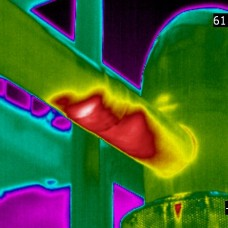 Thermal imaging - corrosion under insulation - survey - inspection - pipeline - UAV - drone