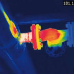 Thermal imaging - corrosion under insulation - survey - inspection - pipeline
