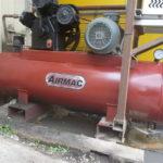 Air compressors - inspection - pressure vessel - receivers