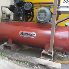 Air compressors - inspection - pressure vessel - receivers