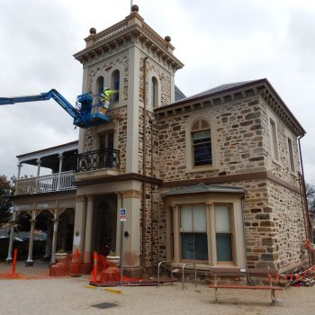 Heritage listed building - coating consultancy - Councils - preferred - specifications - heritage - coatings - inspection