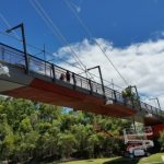 Rope access - coating - inspection - bridges - Queensland
