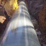 HDD Bore - testing - cathodic protection Adelaide - coating integrity testing